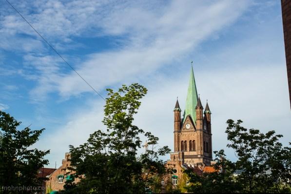 Framed Church Oslo