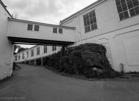 Gamle Alvøen Mølle Bridge