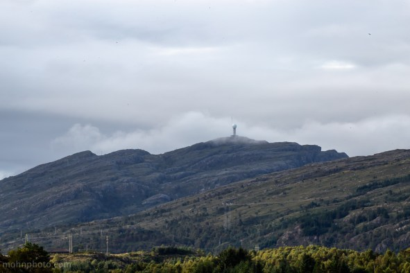 Fog / Cloudy Liatoppen