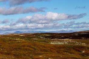 Mountain Ridge Geilo View
