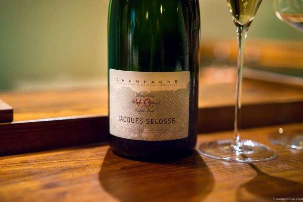 Jacques Sellose V.O. Champagne