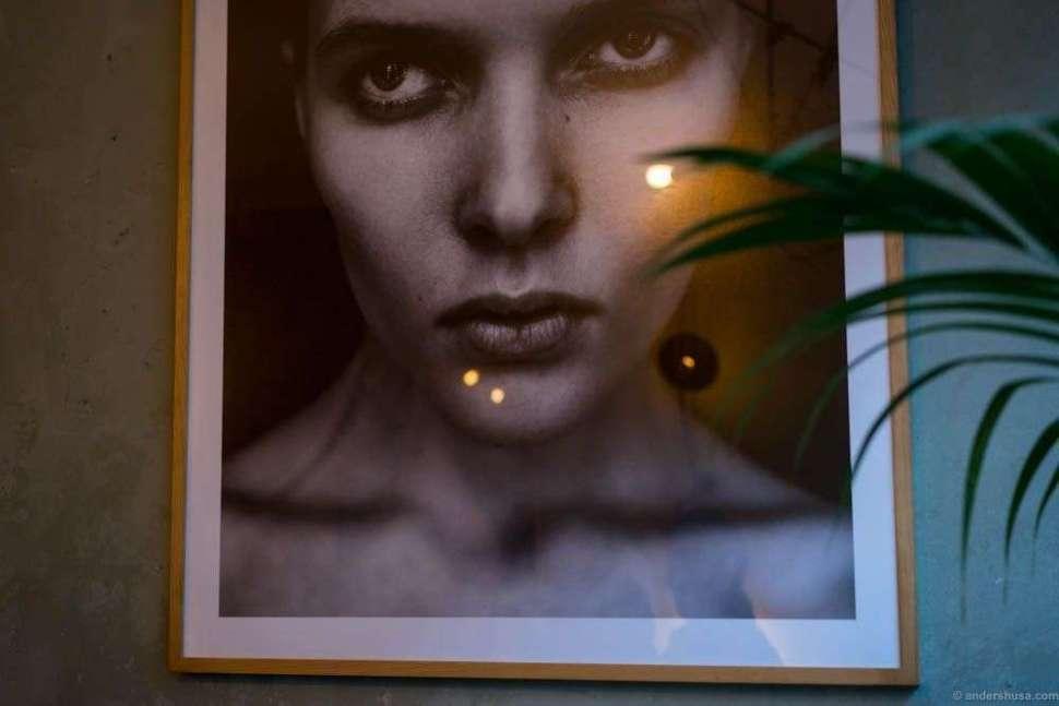 Model: Malin Elisabeth Kvande. Photographer: Trine Hisdal.