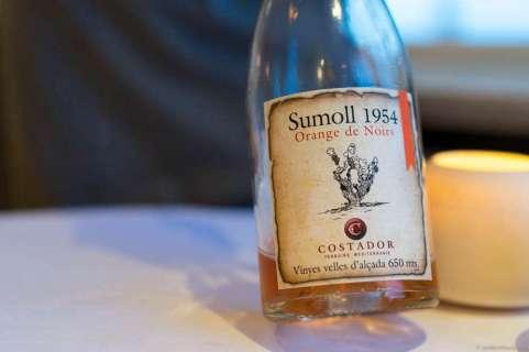 "2014 Sumoll 1954 ""Orange de Noirs"", COSTADOR, Terroirs Mediterranis, Spain"