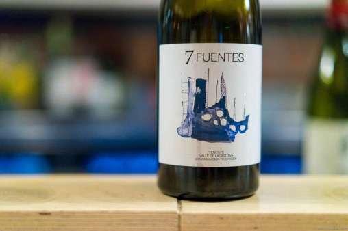 Suertes del Marqués 7 Fuentes.