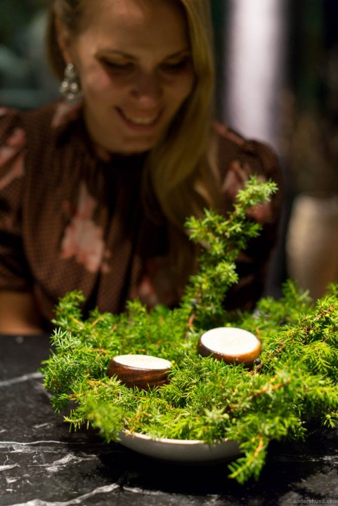 This is what Maaemo magic does to you – pure happiness