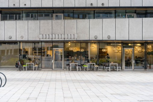 Xích Lô Asian Bakery & Tapas at Vikaterrassen