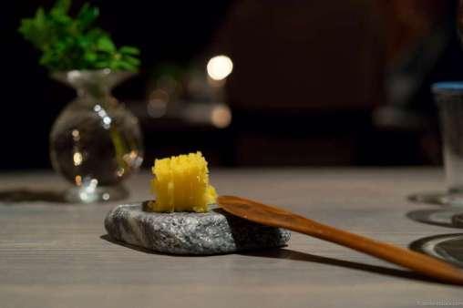 Fäviken's butter