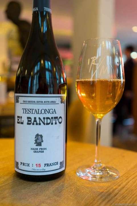 2015, Testalong El Bandito, Skin Contact