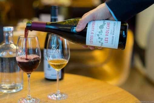 2015 Les Volcans, Côtes d'Auvergne, Gamay, Pinot Noir