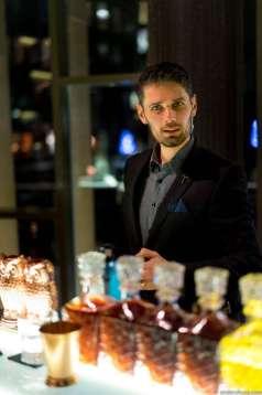 Head bartender Slavomir Kytka