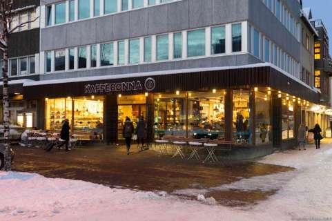 Kaffebønna in Tromsø