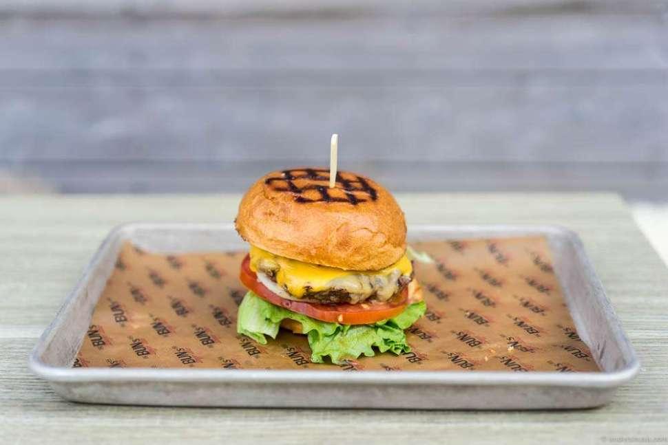Cheese Burger at Bun's Burger Bar – NOK 154