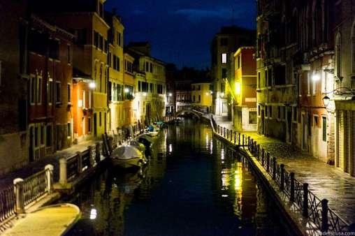 Good night, Venice!