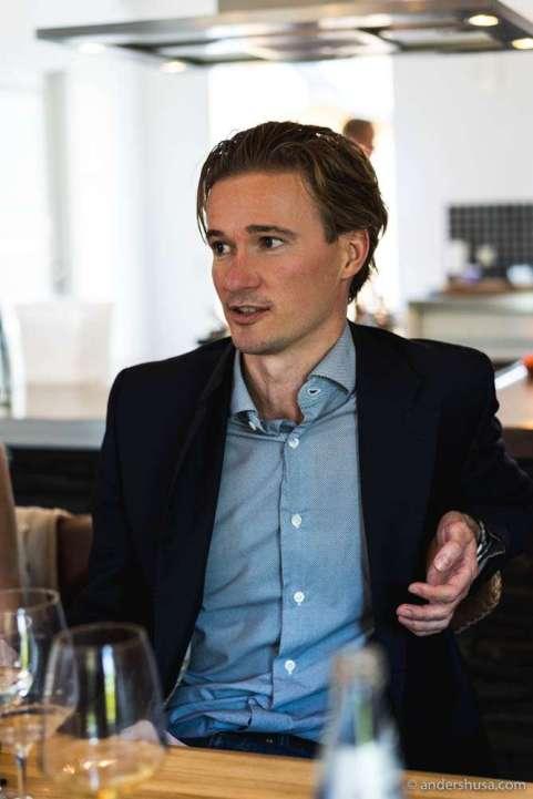 Peter Atzen, aka CopenhagenFoodie