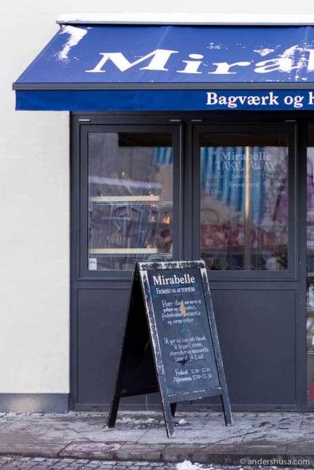 Mirabelle sourdough bakery
