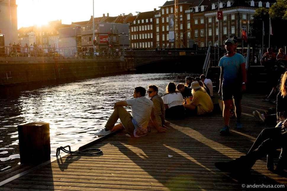 Get ready to chill in Copenhagen