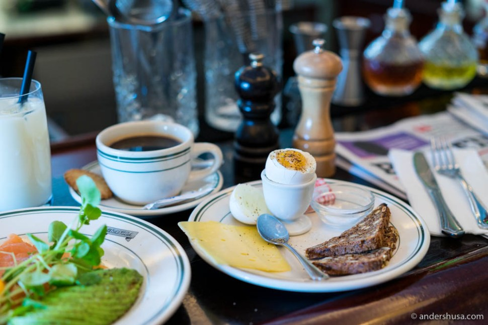 Breakfast at Granola