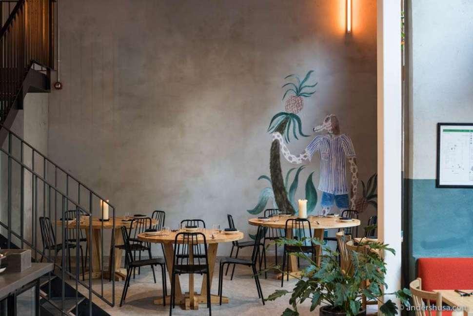 Restaurant Katla in Oslo
