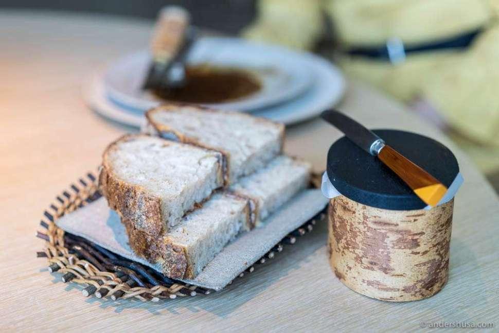 Sourdough bread from Richard Hart