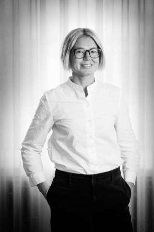 Chairman, Sweden: Pia Bendel. Photo: Lars Jansson