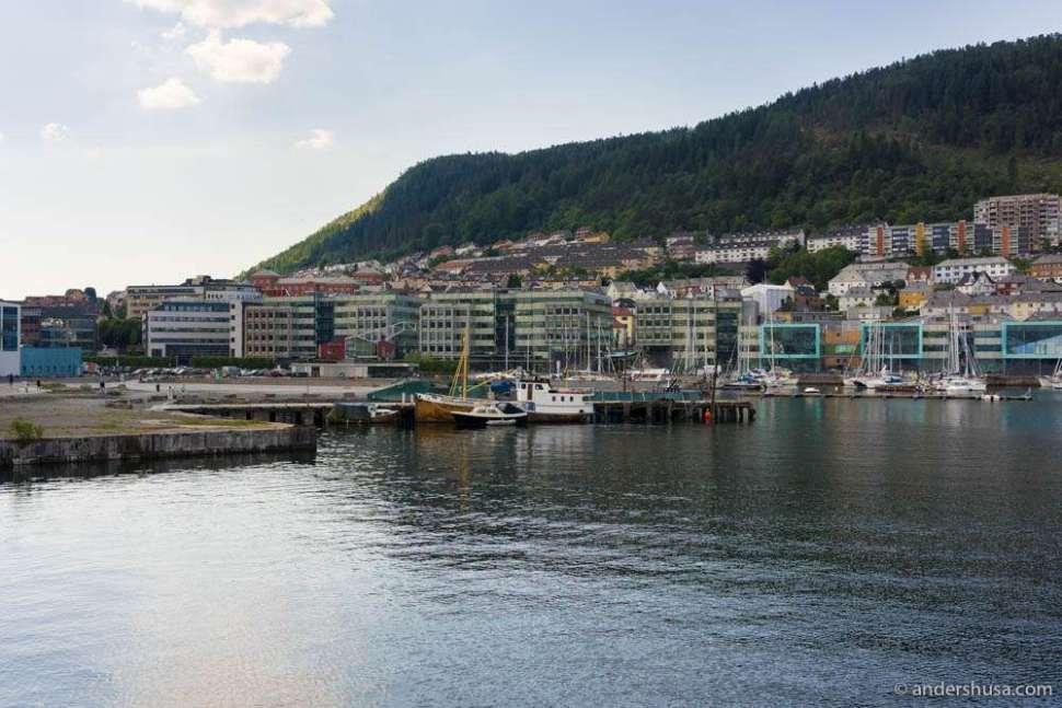 Colonialen Kranen in Bergen