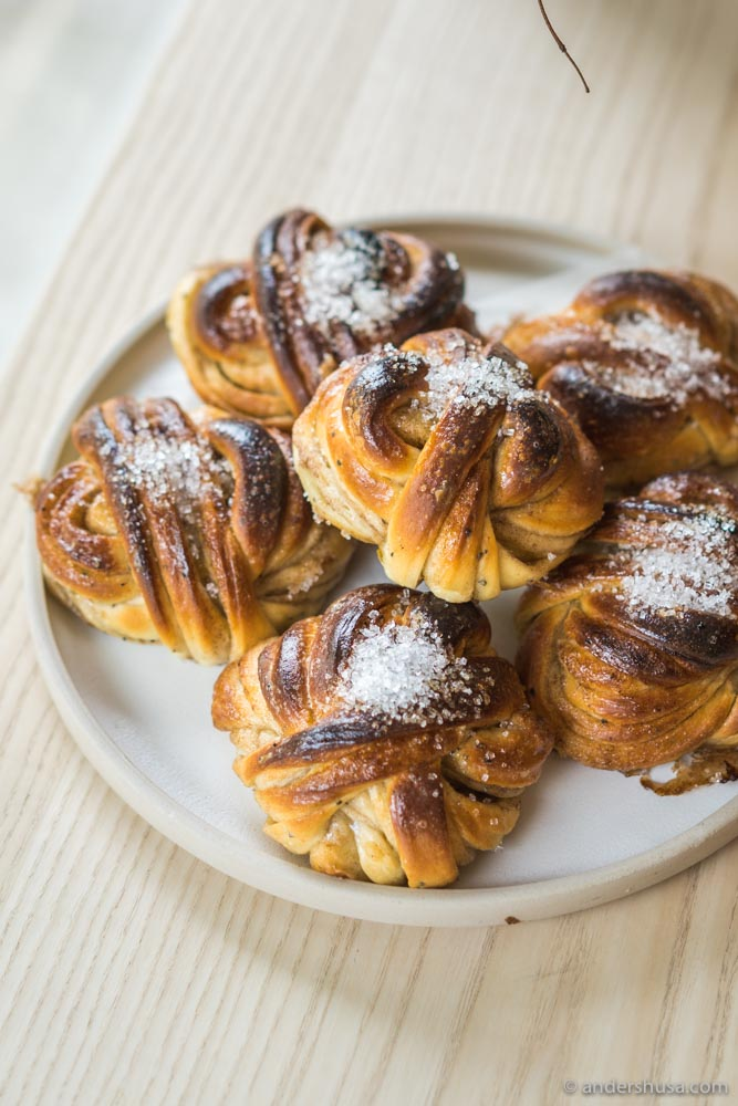 At no. 19 are the cardamom buns at Juno the Bakery in Copenhagen, Denmark.