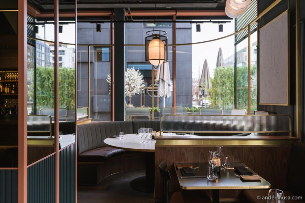 Restaurant Code is the latest addition to Barcode.