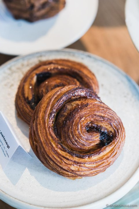 These are the best pastries in Aarhus.