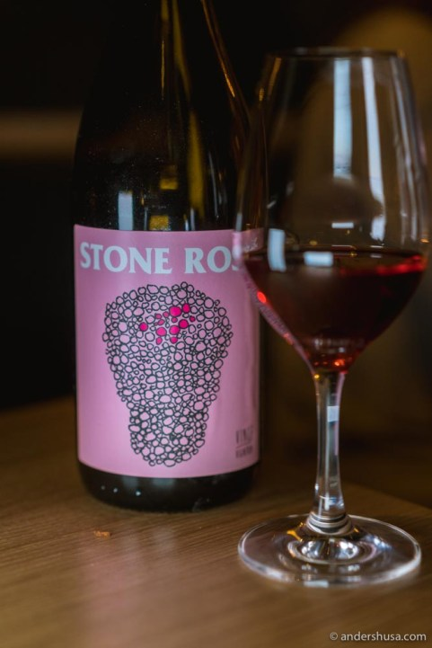 No Control - Stone Rose 2018. If you see this wine, buy it!