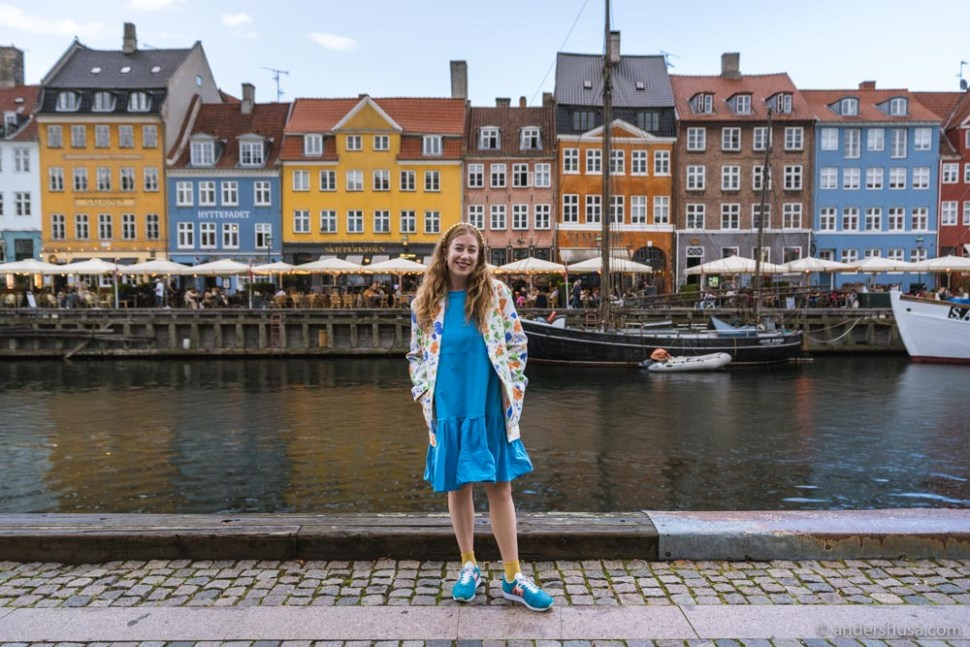 Nyhavn is the most iconic tourist attraction in Copenhagen.