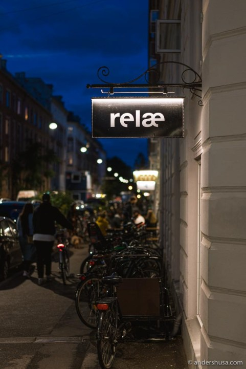 The closing of Relæ marks the end of an era in Copenhagen.