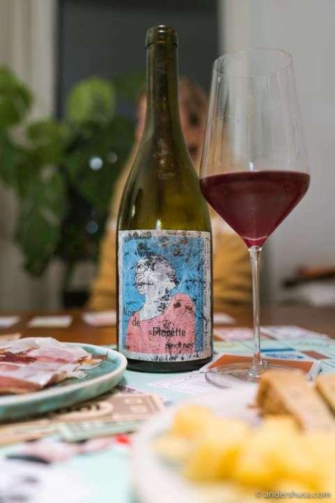 Lucy Margaux – Noir de Florette Pinot Noir 2019.