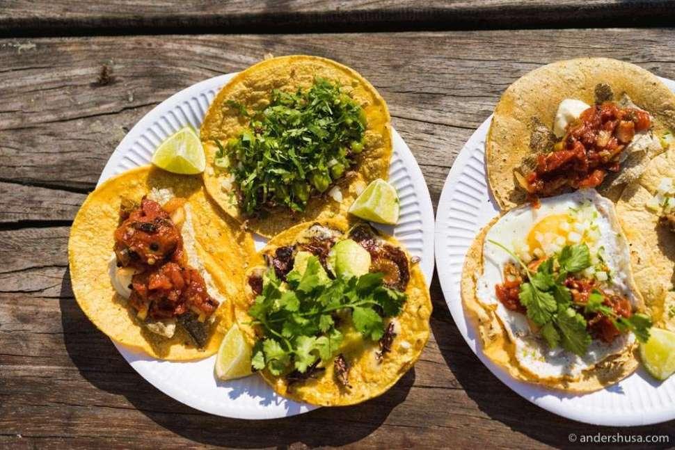 No trip to Copenhagen is complete without some tacos from Hija de Sanchez.