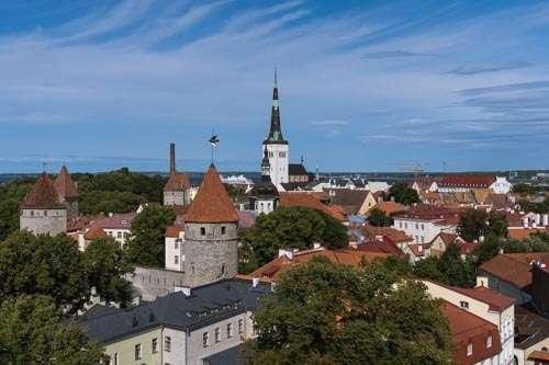 Tallinn Map