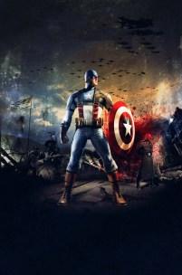 Captain America: The First Avenger.
