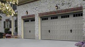 Great CARRIAGE STYLE GARAGE DOORS
