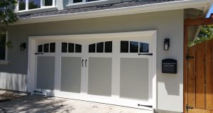anderson therma Elite and Classic Garage Doors