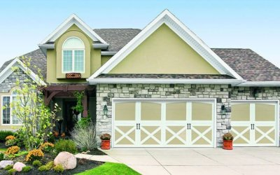 New Carriage Court Garage Door Designs