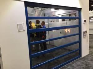 multi view garage door
