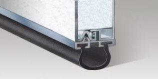 garage door astragal