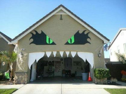 halloween home decorations