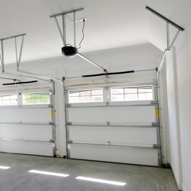 garage door repair in Logan, Ut