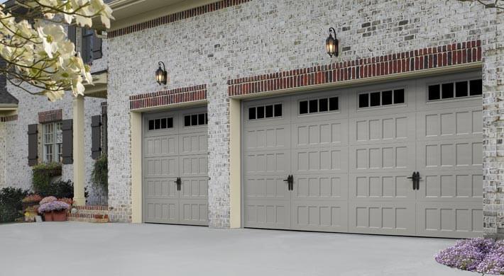 Oak Summit Residential garage doors