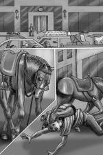 Tanis-and-horse-attack-comic