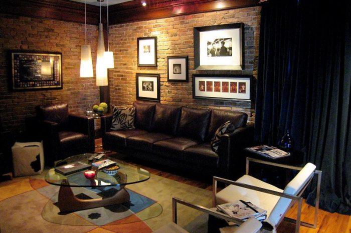 Tony Brown Enterprises Lounge