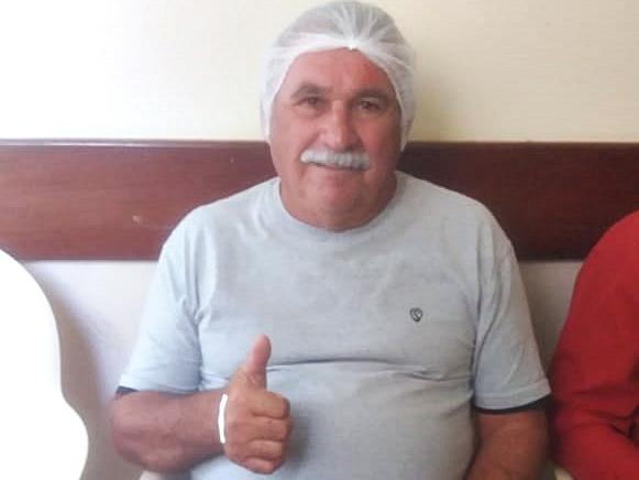 Vereador Nivaldo Clidório passa por cirurgia em Monteiro
