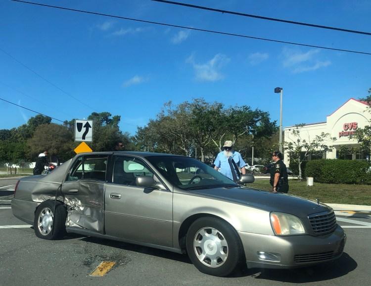 Sarasota car crash