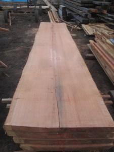 """#503. Redwood (41""""W x 202""""L x 2.75""""T) $3,479"""
