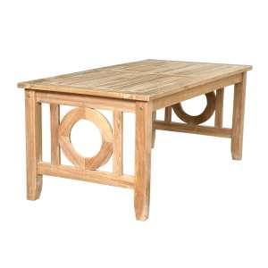 Natsepa Rectangular Coffee Table