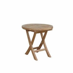 Montage 20″ Round Side Folding Table